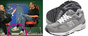 steve jobs shoes