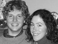 Pete and Christine